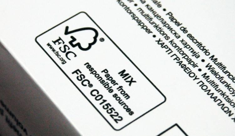 FSC Certified Paper